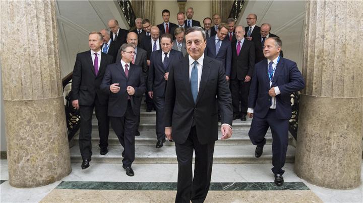 欧央行10月会议料小幅缩减购债规模 谨慎释出讯息